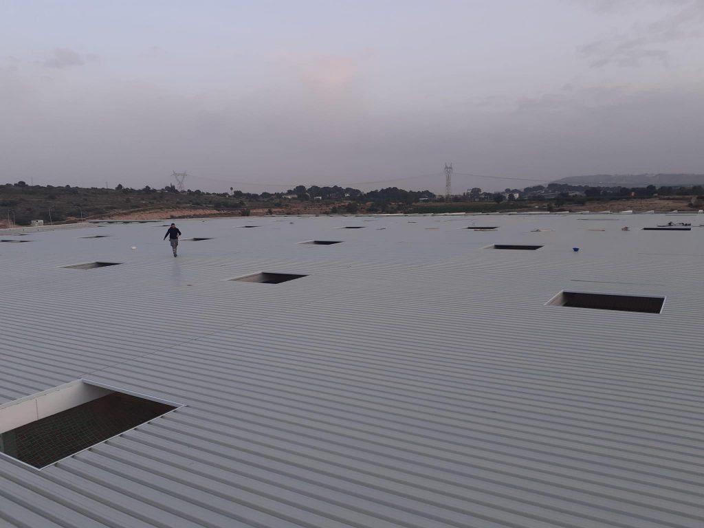 empresa de instalación profesional de cubiertas y fachadas