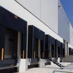 cubiertas y fachadas para centros logísticos