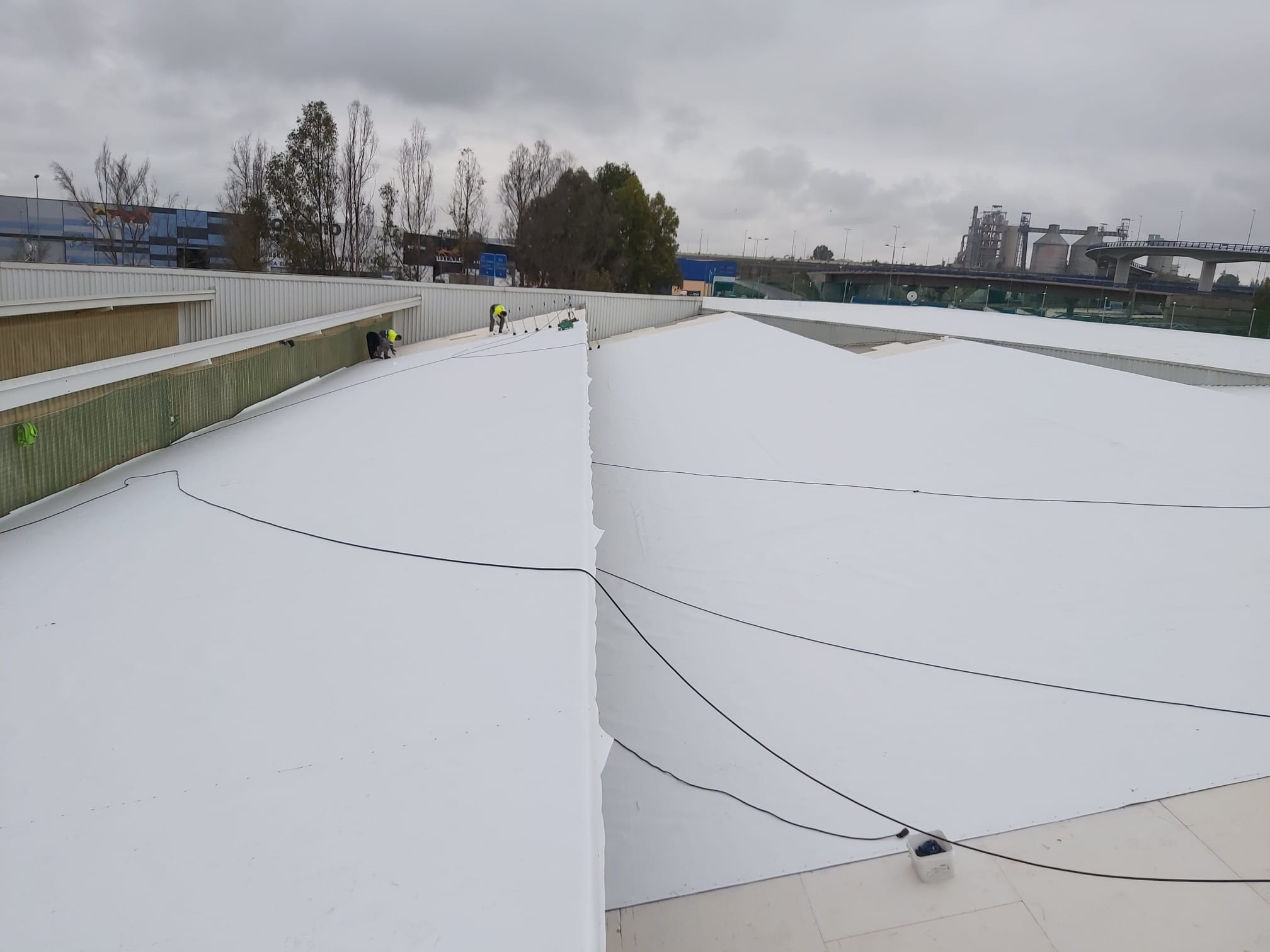 Rehabilitación de cubiertas con aislamiento térmico: ahorra tiempo y dinero